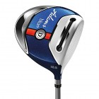 "Adams Golf Men's M2656405 Golf Driver, Right Hand, Senior Flex, 12.0 Degree, 45"", Graphite, Blue"