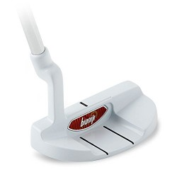 Bionik Golf 105 Custom Assembled Putter, Nano White