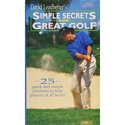 David Leadbetter's Simple Secrets for Great Golf - Video [VHS]