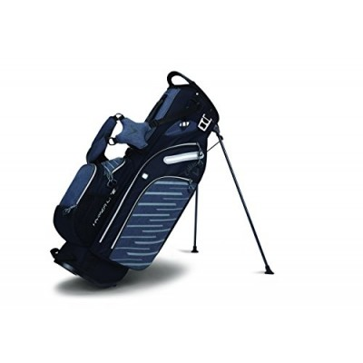 Callaway Golf Hyper Lite 5 Stand Bag Stand / Carry Golf Bag 2017 Hyper-Lite 5 Black/White/Titanium