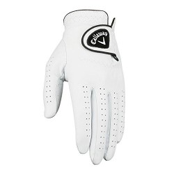 Callaway Men's Dawn Patrol Golf Glove, Cadet Small, Left Hand