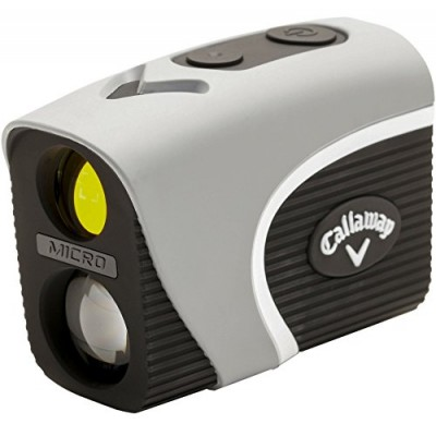 Callaway Micro Laser/Prism Rangefinder with Power Pack