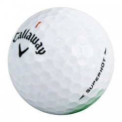 Callaway Superhot Mint Recycled Golf Balls (24 Pack)