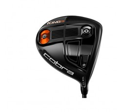 Cobra KING F6 #1 Golf Driver (Men's, 9.0-12.0, Graphite, Senior, Right), Black