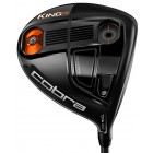 Cobra KING F6 #1 Golf Driver (Men's, 9.0-12.0, Graphite, X-Stiff, Right), Black