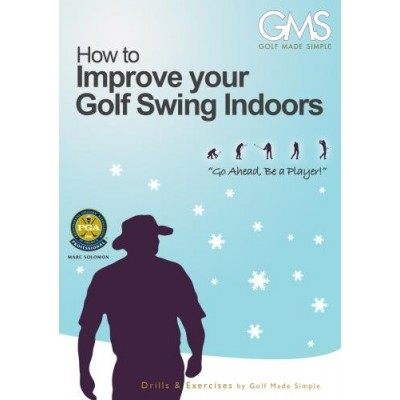 How to Improve Your Golf Swing Indoors