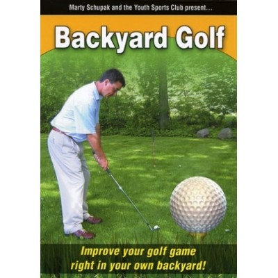 Golf Instruction:Backyard Golf