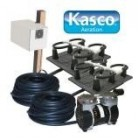Kasco Marine Robust-Aire Aquatic Aeration System RA2 - For Ponds to 3.0 Surface Acres, 120 Volts, Includes Base Cabinet Mount