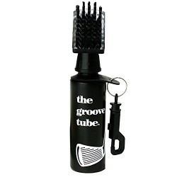 Groove Tube Golf Club Cleaner Squeeze Bottle Brush