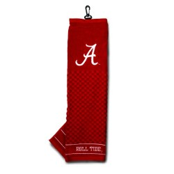 NCAA Alabama Crimson Tide Embroidered Golf Towel