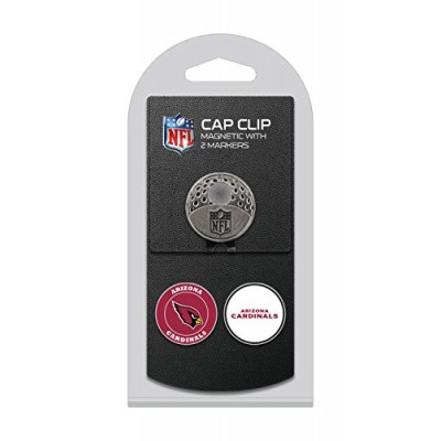 NFL Arizona Cardinals Cap Clip With 2 Golf Ball Markers