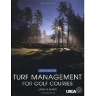 Turf Management for Golf Courses, 2nd Edition